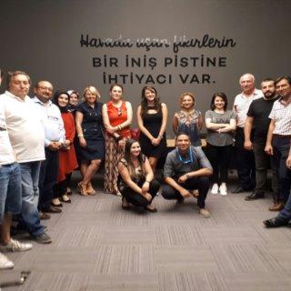 """Ankara """"Apsiyon"""" Ürün Eğitimi"""