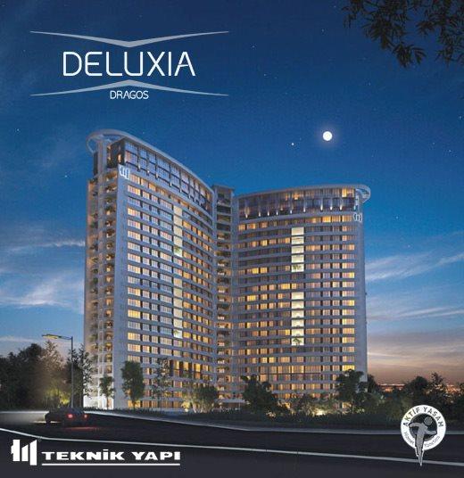 Teknik Yapı Deluxia Dragos Yönetimi Apsiyon Kullanacak