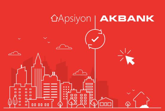 Apsiyon & Akbank Kampanyası