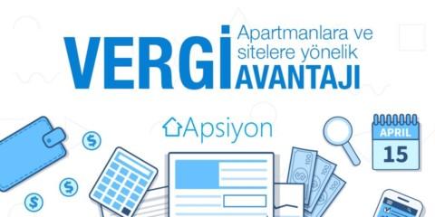 Apartman ve Site Yönetimleri İçin Vergi Avantajları