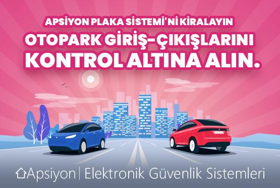 Plaka Tanıma Sistemi Kampanyası