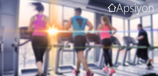 Site Yaşamı ile Gelen Sağlık: Spor Salonu