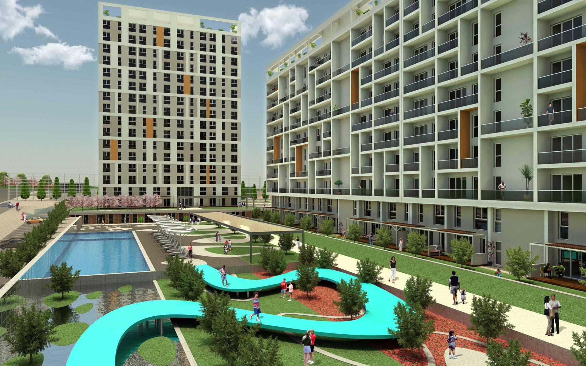 Soyak Park Aparts'da Yönetim Platformu Apsiyon
