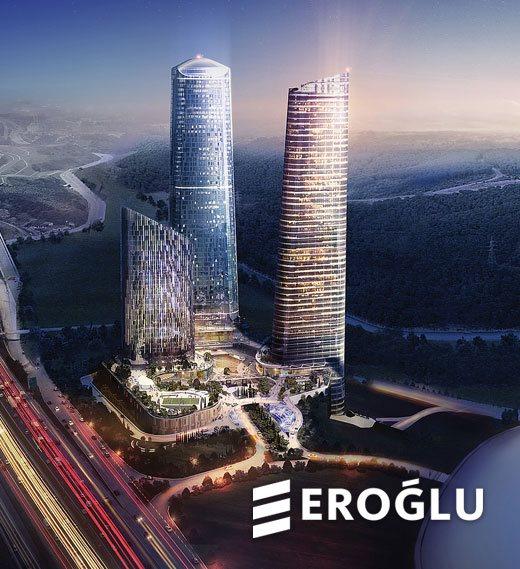 İnşaat sektörünün önde gelen şirketlerinden Eroğlu Gayrimenkul, projelerini yönetirken Apsiyon'u kullanacak.