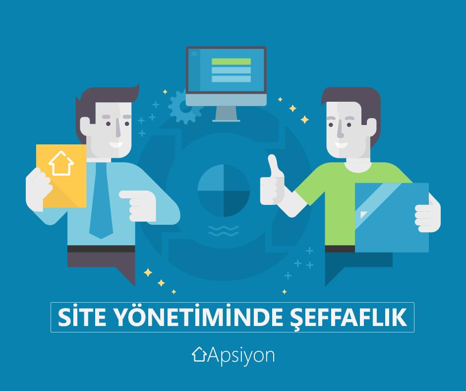 Şeffaf Site Yönetimi ve İşletme Projesi