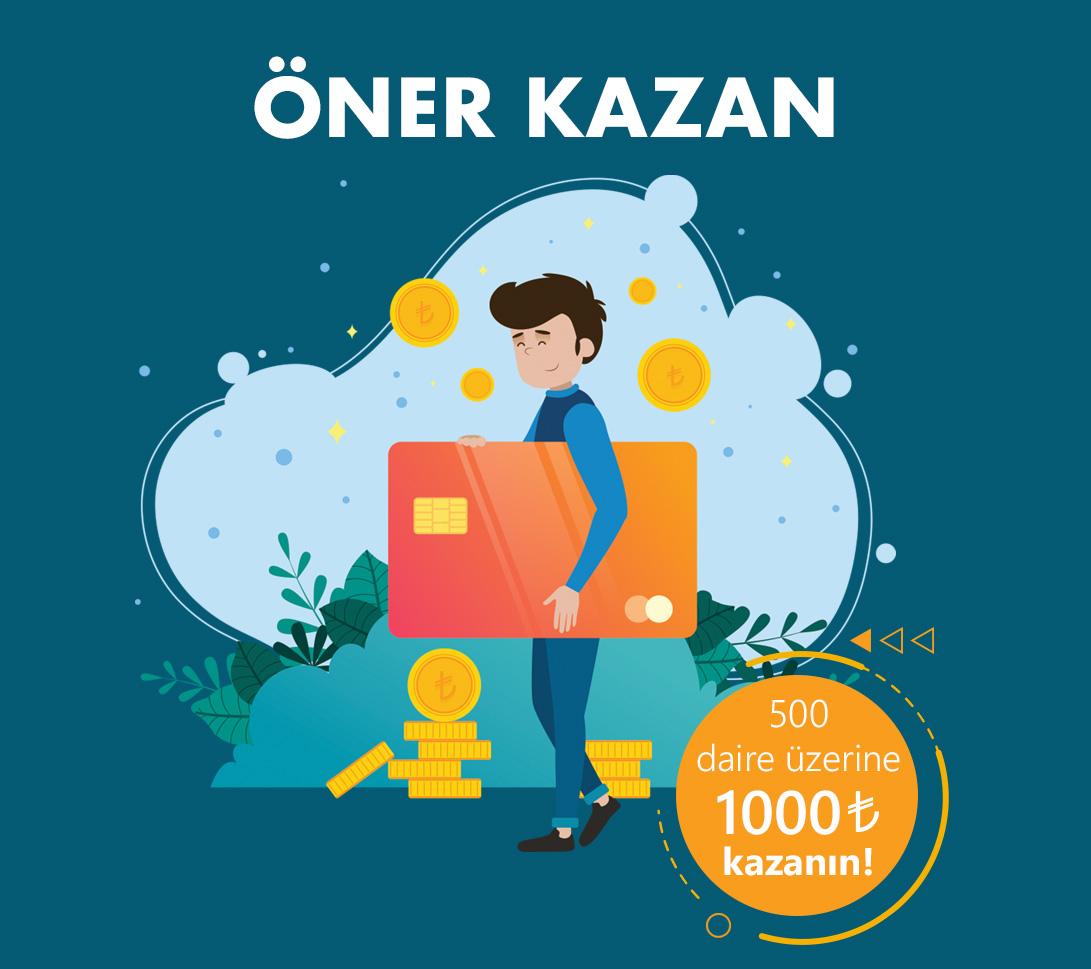 Öner Kazan Kampanyası