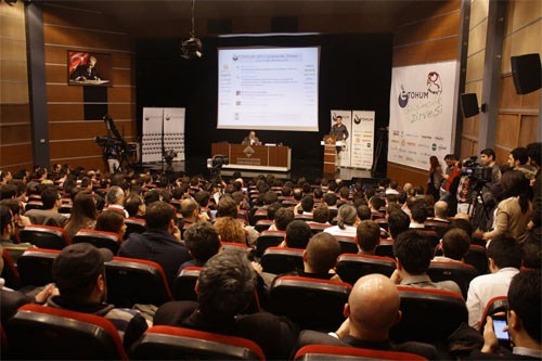 Etohum 2012′de 1500 girişim arasından seçilen Etohum 15 girişimleri açıklandı.
