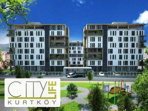 City Life Kurtköy Apsiyon Kullanacak