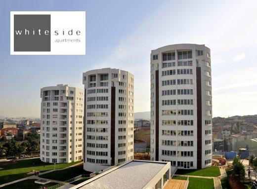 White Side Apartments Sakinleri de Apsiyon'un Konforlu Dünyasına Davetliler