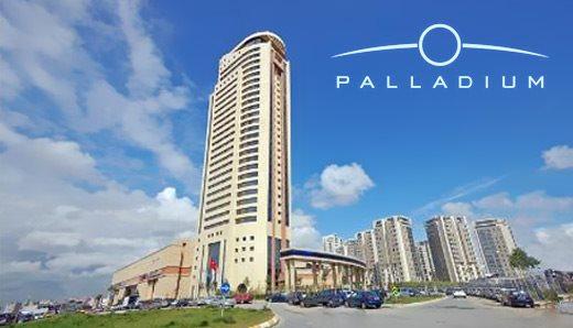 Palladium Residence'de Apsiyon'lu Hayat Başladı