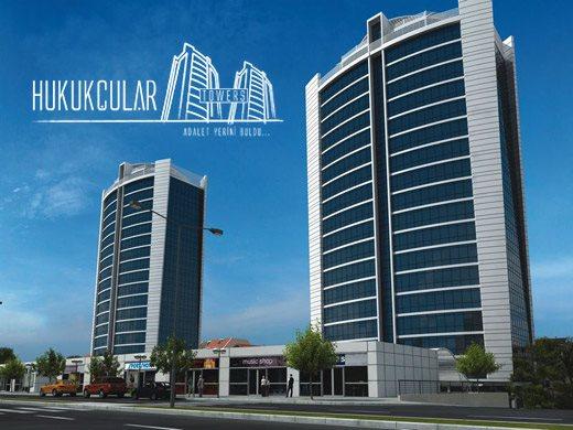 Hukukçular Towers'ın Yönetim Programı: Apsiyon!