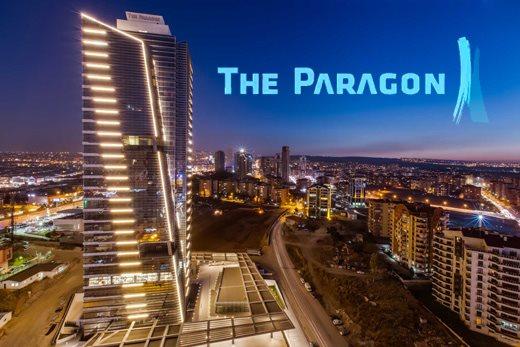 Paragon Tower'da Apsiyon'lu Hayat Başladı