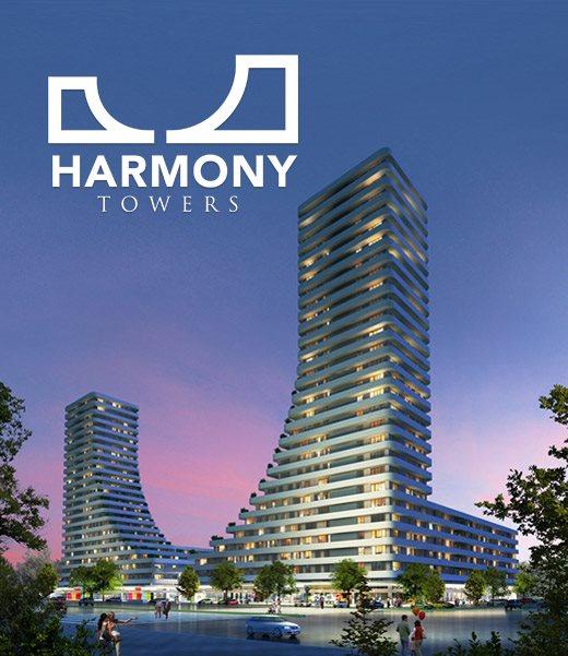 Uludağ Manzaralı Harmony Towers, Apsiyon'u seçti.
